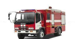 FTR 34L Пожарная машина